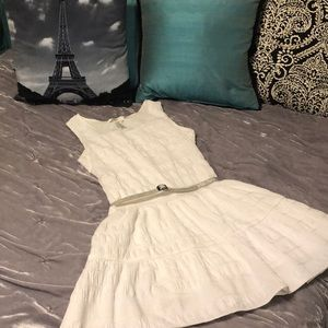 FREE with $18 purchase 🎁 white sundress & belt